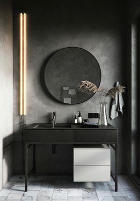 90平米一室一厅现代简约风格卫生间装修图片大全