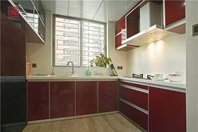 10-15万140平米四室两厅现代简约风格厨房装修图片大全