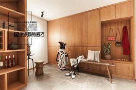 豪华型140平米别墅北欧风格玄关装修案例