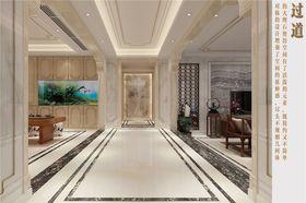 20万以上140平米四室两厅中式风格走廊欣赏图