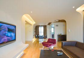 100平米宜家风格客厅欣赏图