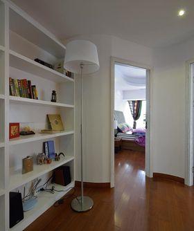 富裕型130平米三室三厅混搭风格玄关效果图