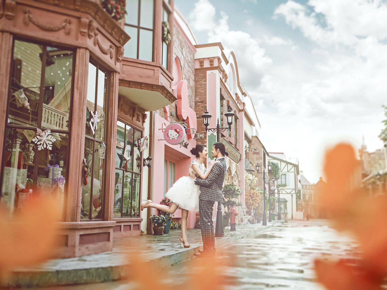金夫人婚纱摄影(无为县店)