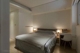 5-10万90平米北欧风格卧室装修效果图