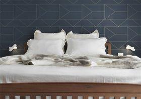 130平米三室两厅北欧风格卧室装修效果图