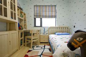 經濟型80平米北歐風格兒童房裝修圖片大全