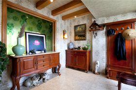 豪华型140平米复式美式风格玄关装修效果图