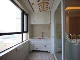 富裕型120平米三室两厅欧式风格阳台效果图