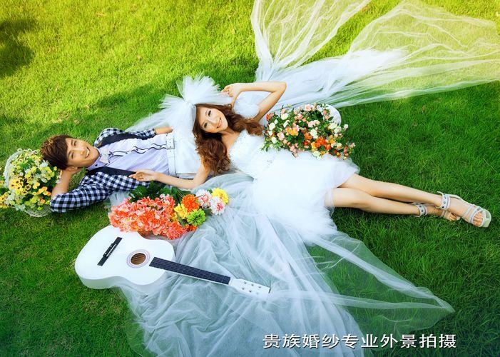 皇宫婚纱艺术摄影