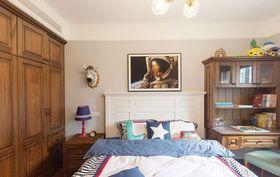80平米三北欧风格卧室图