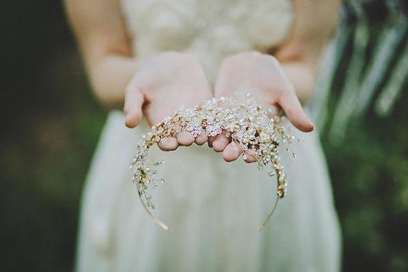 新娘发饰 让你一秒变女神