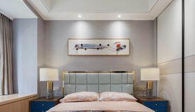 140平米四室两厅混搭风格卧室欣赏图