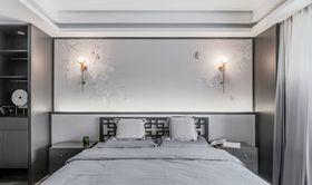 70平米公寓混搭风格卧室装修图片大全