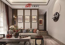 30平米以下超小户型中式风格健身室欣赏图