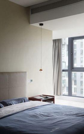 140平米三現代簡約風格臥室圖