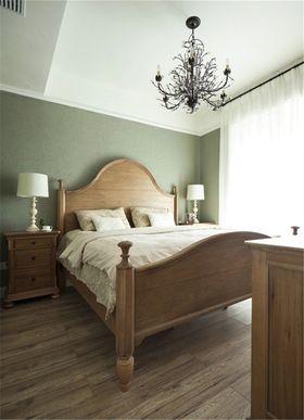 15-20万120平米三室两厅美式风格卧室欣赏图
