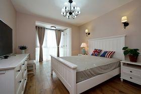 10-15万120平米三室两厅混搭风格卧室效果图