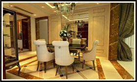 经济型90平米中式风格餐厅装修效果图