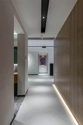 80平米現代簡約風格走廊效果圖