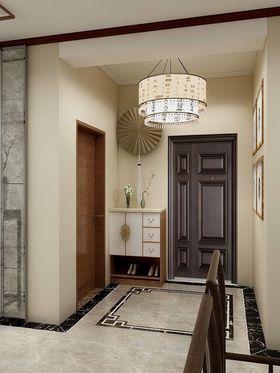 140平米別墅新古典風格玄關設計圖