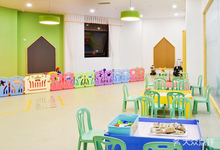 儿童培训前厅设计
