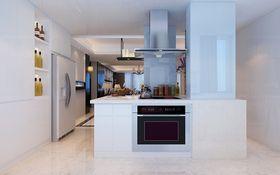 经济型140平米四室两厅混搭风格厨房装修效果图