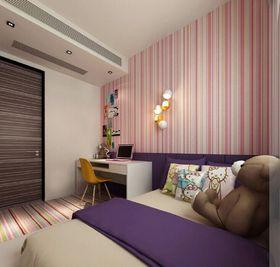 富裕型140平米四室两厅现代简约风格卧室装修效果图