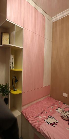 现代简约风格儿童房装修图片大全