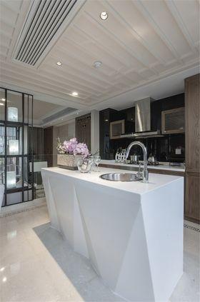 20万以上140平米别墅现代简约风格厨房装修效果图