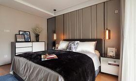 100平米北欧风格卧室图