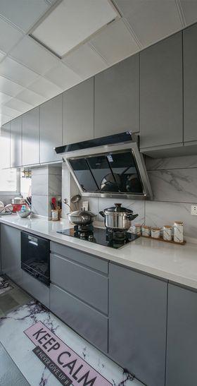 90平米三室两厅其他风格厨房图片