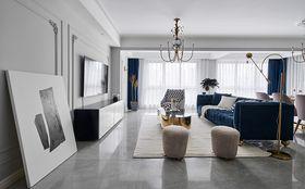 140平米北欧风格客厅装修效果图