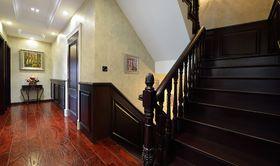 140平米别墅欧式风格楼梯间图片