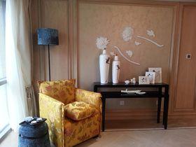 100平米三室一廳混搭風格臥室裝修案例