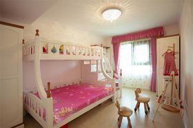 5-10万100平米三室两厅现代简约风格儿童房装修案例