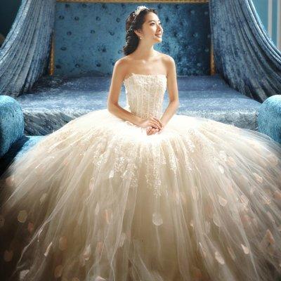 适合的婚纱就是最好的