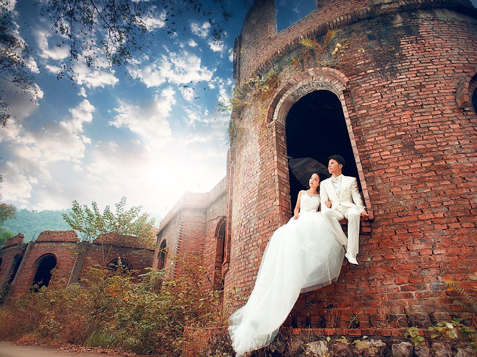 纯爱婚纱摄影