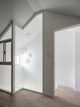 90平米三室一厅北欧风格阁楼图
