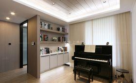 120平米三室一廳現代簡約風格其他區域欣賞圖