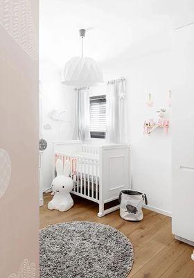 100平米三现代简约风格儿童房图片