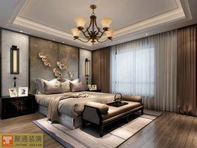 20万以上140平米四室三厅法式风格卧室效果图