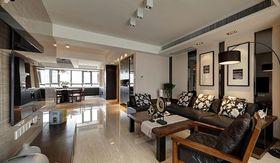 富裕型140平米三现代简约风格客厅装修图片大全