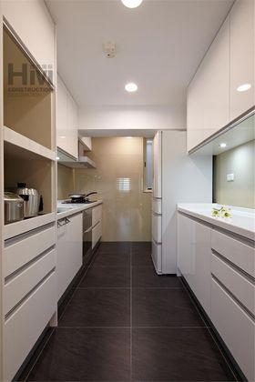 5-10万60平米公寓现代简约风格厨房图片