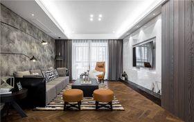 90平米現代簡約風格客廳裝修效果圖