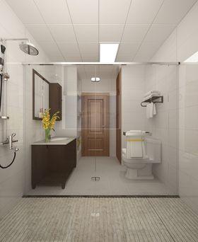 140平米四中式风格卫生间装修案例