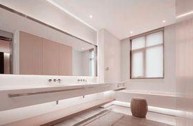 130平米三室两厅中式风格卫生间设计图