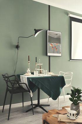 70平米一室一厅北欧风格餐厅图片