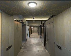经济型140平米现代简约风格走廊装修效果图