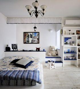 经济型90平米三室两厅新古典风格卧室装修效果图