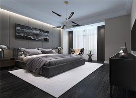 140平米三混搭风格卧室效果图
